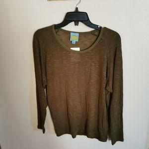 Bnwt sweater, size M